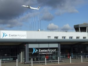 Bath to Exeter Airport Taxi