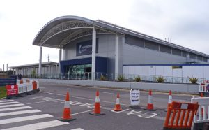 Bath to Bournemouth Airport
