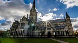 Bath to Salisbury Cathedral