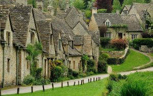 Bath to Bibury Taxi Tours