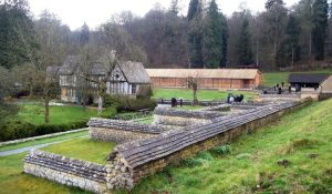 Chedworth Roman Villas